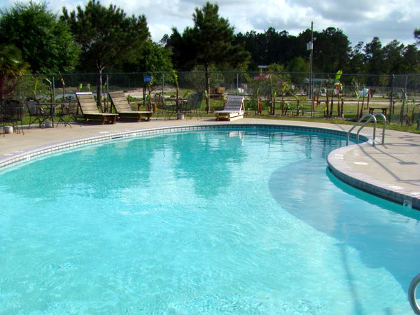 Little Lake Charles RV Park Pool