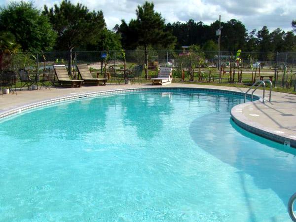 Little Lake Charles RV Park Pool