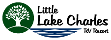 Open year round. Short and long term campsites and cabins for families and workers in beautiful Lake Charles.